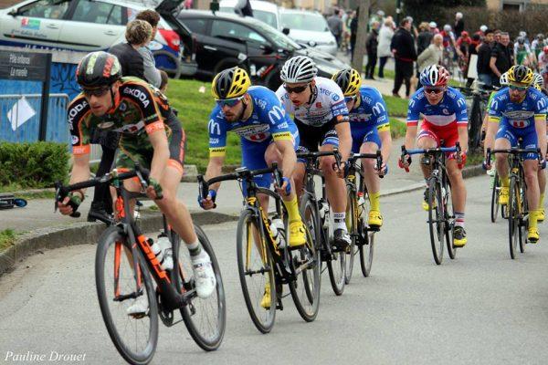 Souvenir Louison Bobet arrivée au sprint