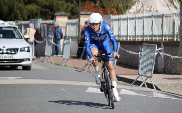 Route d'Eole – 11e place pour Maximilien Provost