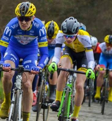 Tour de l'Eure Juniors – Louis Barré deuxième de l'étape 1