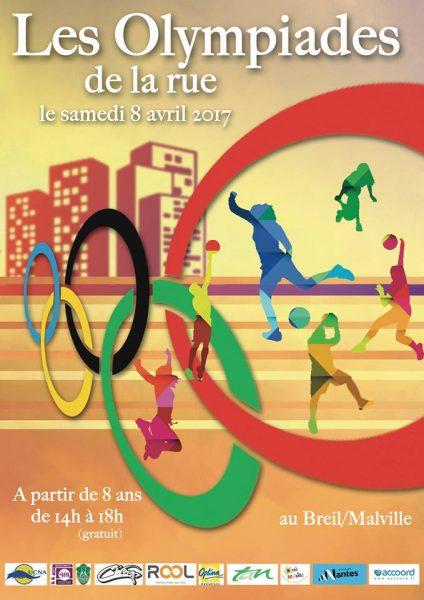 L'UC Nantes Atlantique soutien des Olympiades de la rue