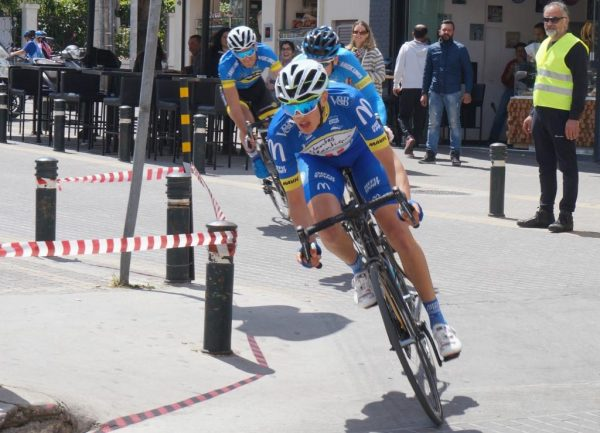 Manolis Orfanoudakis remporte le critérium de Rethymno-Crète