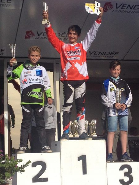 Championnat régional BMX de Champagné-les-Marais