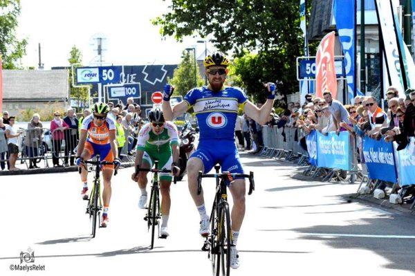Benoît Sinner remporte les Boucles de la Loire