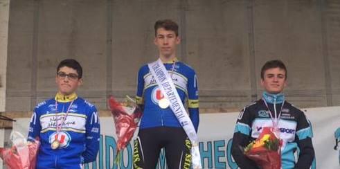 Championnats 44 CLM des jeunes – Le titre cadets pour Tristan Brien