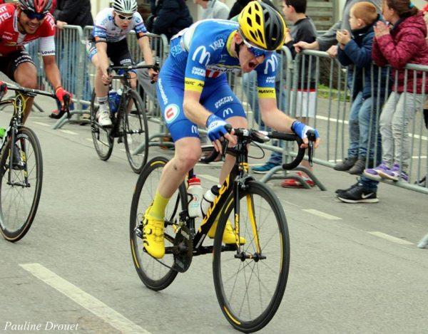 Tour du Bocage et de l'Ernée #1 – Victoire pour Louis Barré