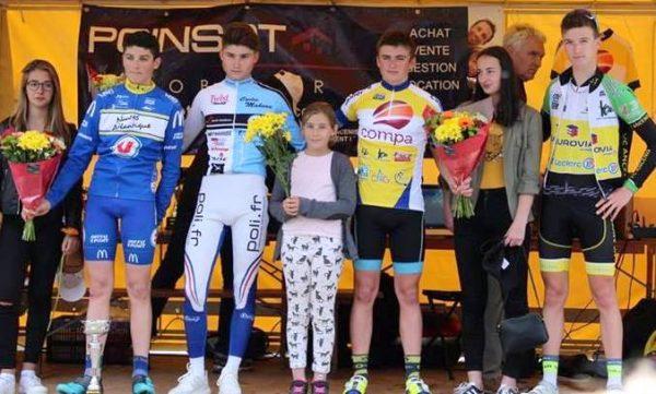 Ancenis – Seconde place pour Swann Dequippe et Enzo Pouvreau