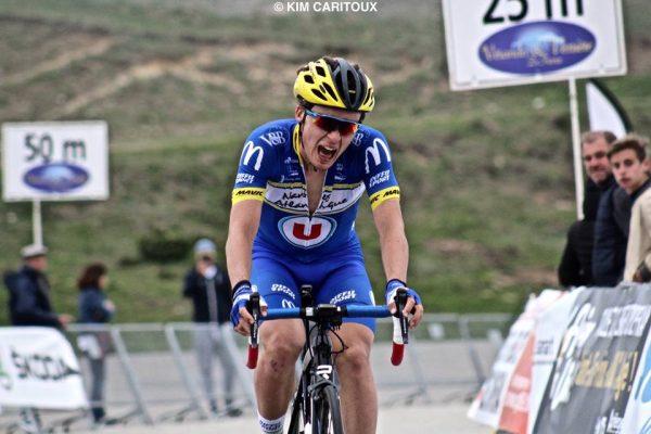 Ronde de l'Isard #3 – 9e place de Valentin Madouas