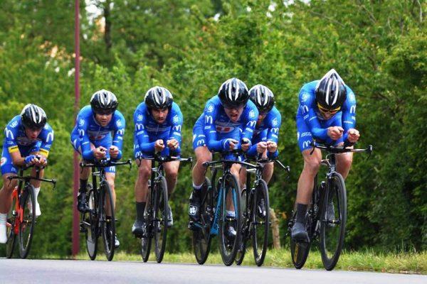 Coupe de France DN1 #3 – Le Team U Nantes Atlantique au pied du podium