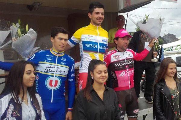 Clément Mary à la seconde place du championnat Pays de la Loire