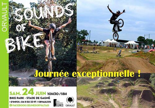 Sounds of Bike avec l'UC Nantes Atlantique