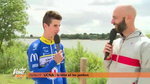 L'UC Nantes Atlantique avec TéléNantes – Chez vous sport #5