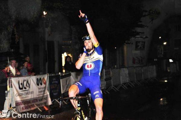 Nocturne d'Ambert : Benoît Sinner, un long raid victorieux