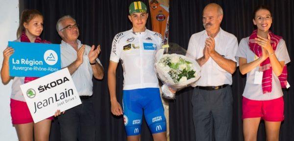 Ain Bugey Valromey Tour Prologue – Manolis Orfanoudakis meilleur jeune