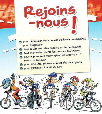 En septembre, portes ouvertes de l'école de vélo