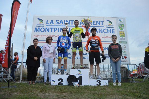 Montpinchon : 2ème place pour Alexis Fournier