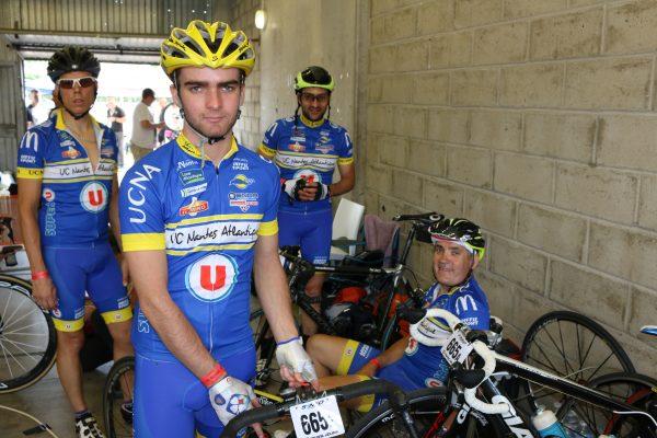 24 heures du Mans vélo Pearl Izumi : L'UCNA dans le top 100