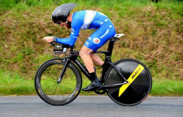 Saint-Brieuc Agglo Tour – Benoît Sinner second sur le contre-la-montre