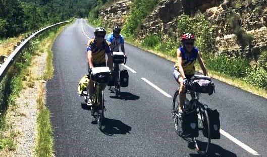 Pourquoi rejoindre l'UCNA pour faire du vélo ?