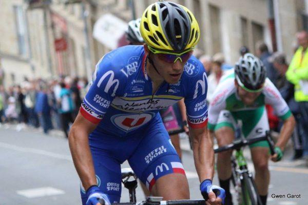 Clément Mary 6e du Grand Prix de Fougères