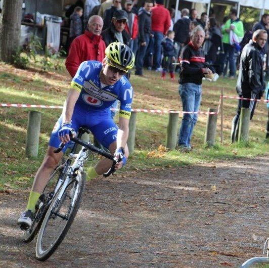 Week-end gagnant pour Adrien Leboucher
