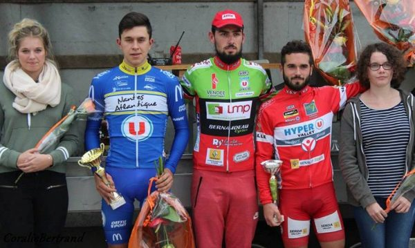 Maximilien Provost second à Saint-Rémy-en-Mauges