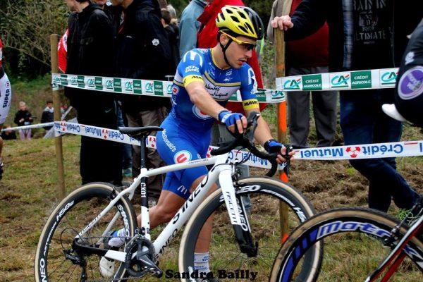 Seconde manche de la Coupe Régionale PDL de cyclo-cross