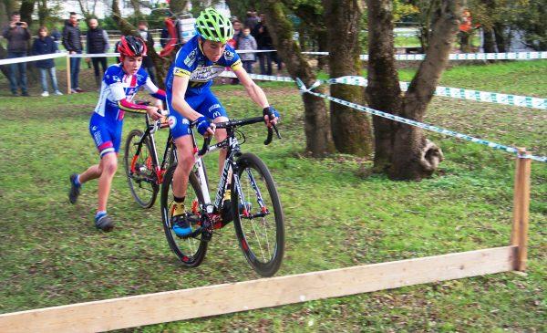 Les deux Axel sur les cyclo-cross
