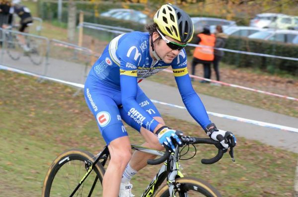 Cyclo-cross Saint-Herblain – Freddie Guilloux second