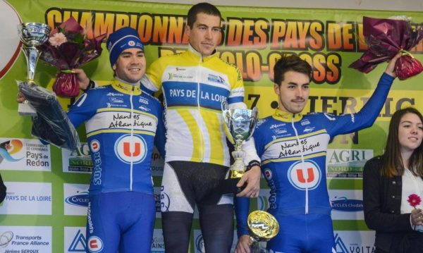 Freddie Guilloux champion régional de cyclo-cross
