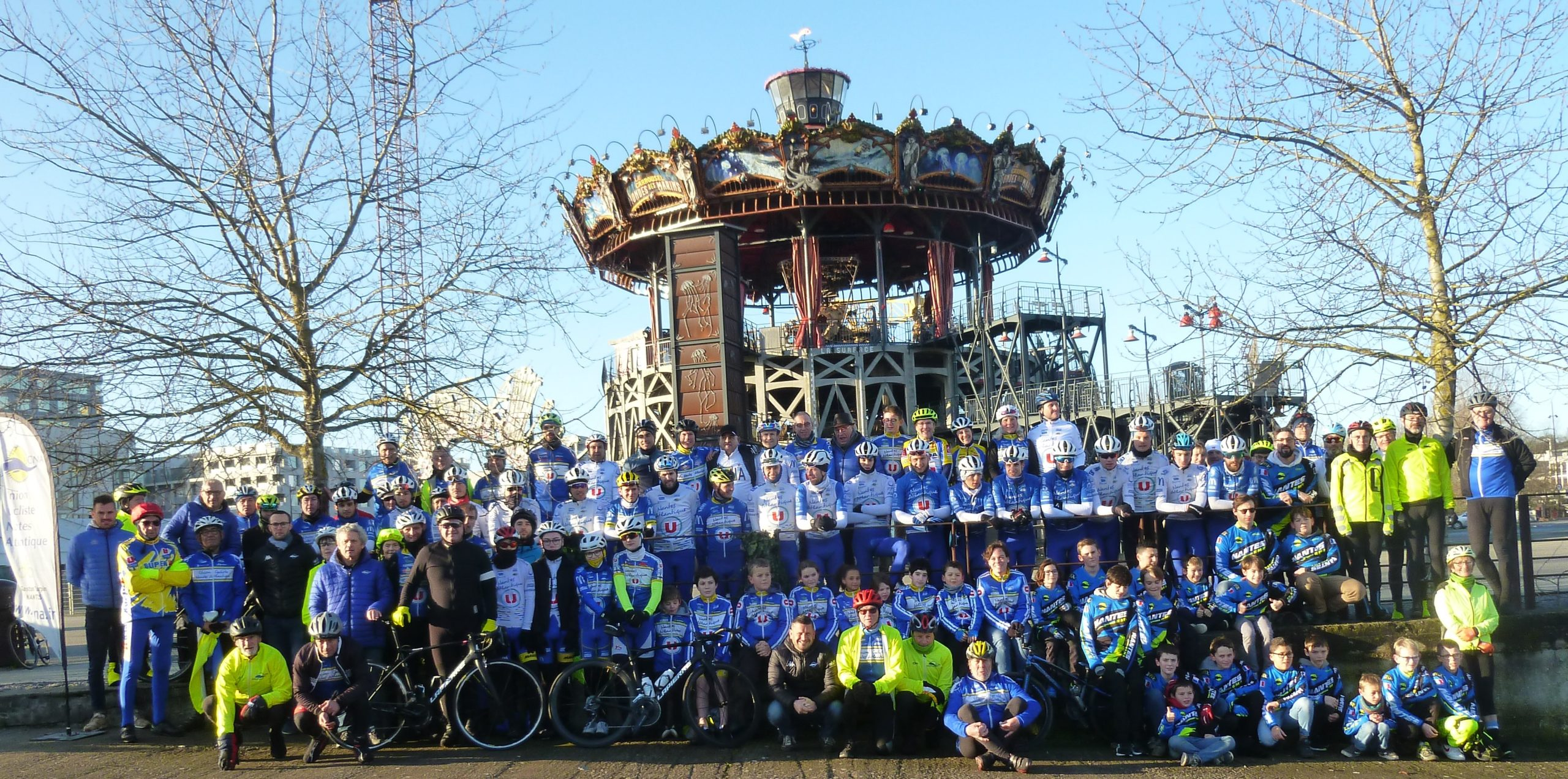 Le Cyclo Club d'Orvault